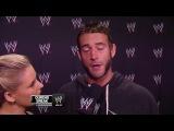 WWE Monday Night RAW 26.08.2013 (HD 720p) (русская версия от 545TV) часть 1/2